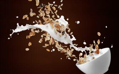 Cereals – Sugar syrup
