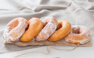 Doughnut – Sugar