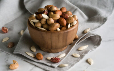 Nuts – Crunchy biscuit
