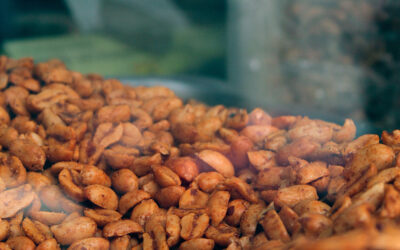 Nuts – Frying